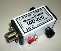 WD-100 Windom Balun 1:6 /  0,5-30 MHz / 100 W