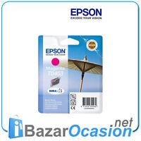 Cartucho de Tinta Epson T0453 Magenta Original Nuevo Oct. 2010