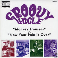 "GROOVY UNCLE Monkey Trousers Medway vinyl 7"" Goodchilde"