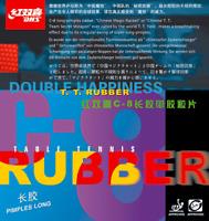 DHS C8 Long Pimple Table Tennis Rubber
