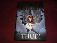Terry Pratchett - Thud! UK 1st Edition HB