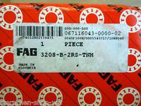 FAG 3208-B-2RS-TNH - Schrägkugellager - Neu