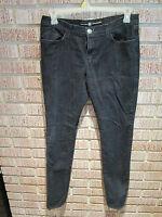Women's Rock & Republic Recession Collection Straight Leg Dark Jeans Sz 32