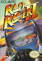 RAD RACER II NES NINTENDO GAME COSMETIC WEAR