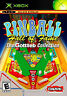PINBALL HALL OF FAME THE GOTTLIEB COLLECTION ORIGINAL XBOX DISC ONLY