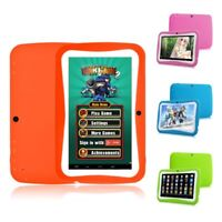 7 Inch Quad Core Android 5.1 lollipop 1.3Ghz Dual Camera WIFI Kids TABLET PC 8GB