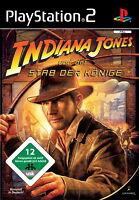 Indiana Jones und der Stab der Könige (Sony PlayStation 2, 2009, DVD-Box)