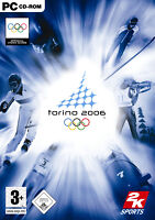 Torino 2006 - The Official Video Game Of The XX Olympic Winter Games (PC, 2006)