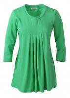 07-42 Damen Longshirt Gr: 40/42 Longshirt Shirt Top Tunika NEU