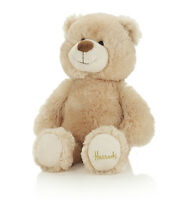 HARRODS BEAR GORGEOUS BORIS BEAR BNWT GREAT GIFT