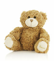 HARRODS BEAR - GORGEOUS FAMOUS KINGSLEY BEAR BNWT GREAT GIFT -