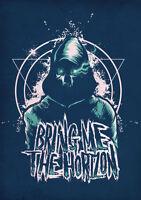 Bring Me The Horizon Band Art Print/Poster Music 1