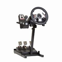 The Ultimate Gaming Wheel Stand for the PS3, PS4, the Xbox, and the PC.