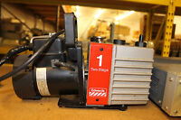 EDWARDS #1 TWO STAGE VACUUM PUMP