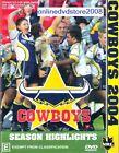 North Queensland Cowboys - Season Highlights (DVD, 2004)