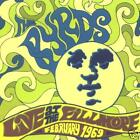 THE BYRDS - LIVE AT THE FILLMORE FEBRUARY 1969
