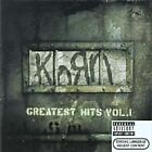 Korn - Greatest Hits, Vol. 1 (Parental Advisory, 2004) CD/DVD