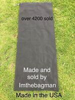 Wood Leaf Chipper Shredder Collection Bag  24x48 Craftsman  MTD (BAG ONLY)