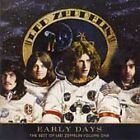 Led Zeppelin - Early Days CD (The Best of , Vol. 1, 1999)