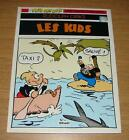 L'ETE DES BD N° 8 - RUDOLPH DIRKS - LES KIDS - PUB COLLECTION SHELL 1994