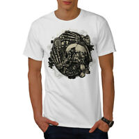 Hell Hope Devil Skull Men T-shirt S-5XL NEW | Wellcoda