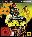 PS3 / Sony Playstation 3 Spiel- Red Dead Redemption Undead Nightmare(OVP)(USK18)