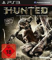 PS3 / Sony Playstation 3 Spiel - Hunted Die Schmiede der Finsternis (OVP)(USK18)