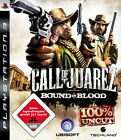 PS3 / Sony Playstation 3 Spiel - Call of Juarez Bound in Blood (mit OVP)(USK18)