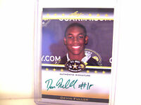 DEVIN FULLER 2012 LEAF US ARMY 06/10 GREEN AUTO UCLA ROOKIE AUTOGRAPH FREE SHIP