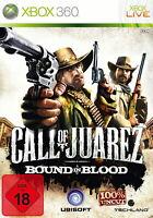 X360 / Xbox 360 Spiel - Call of Juarez: Bound in Blood (USK18) (mit OVP)
