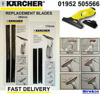 Karcher WV50 Window Vacuum Spare Top Blade 280mm & 170mm **MAIN KARCHER DEALER**