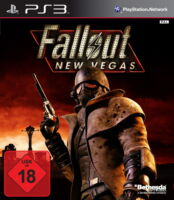 PS3 / Sony Playstation 3 Spiel - Fallout New Vegas (mit OVP) (USK18) (PAL)