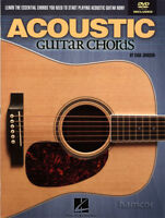 Acoustic Guitar Chords Tutor Book & DVD by Chad Johnson
