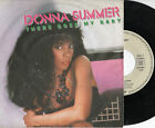 DONNA SUMMER disco 45 giri MADE in GERMANY There goes my baby STAMPA TEDESCA