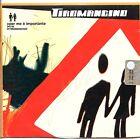 TIROMANCINO CD single PROMO 1 traccia PER ME E' IMPORTANTE Made in Italy