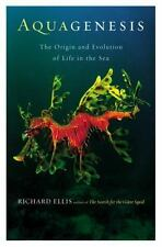 Aquagenesis: The Origin and Evolution of Life in the Sea-ExLibrary