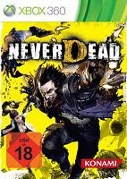 X360 / Xbox Spiel - Neverdead (mit OVP / OHNE ANLEITUNG) (USK18) (PAL)