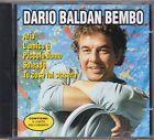 DARIO BALDAN BEMBO CD Il canto dell'umanità RENATO ZERO