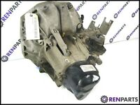Renault Kangoo 2005-2009 1.5 DCI Manual Gearbox JR5 126 *3 Months Warranty*
