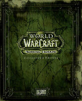 World Of WarCraft: The Burning Crusade -- Collector's Edition (PC/Mac, 2007, DV…