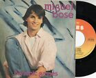 MIGUEL BOSE disco 45 giri STAMPA ITALIANA 1980 Olympic games MADE in ITALY