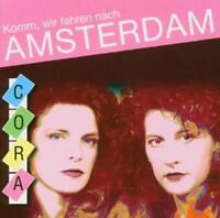 CORA / KOMM WIR FAHREN NACH AMSTERDAM * CD *