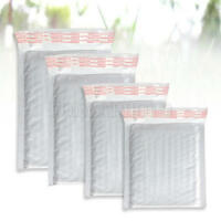 10 Pcs Padded Poly Bubble Mailers Shipping Plastic Self Sealing Envelopes Bags