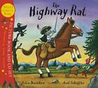 THE HIGHWAY RAT by Julia Donaldson Children's Book & CD Picture Story Game Song
