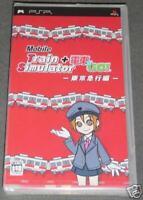PSP Densha De Go POCKET Import Japan