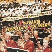 Salvation Army Band & Choir - Onward Christian Soldiers CD