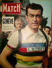 Paris Match n° 331 du 30 juillet 1955: Louison Bobet, Miss, monde, line Renau...