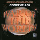 Orson Welles - War Of The Worlds - Original Radio Broadcast CD