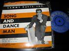 "SAMMY DAVIS JNR SONG AND DANCE ORIG OZ 7"" 45 EP EX CON"