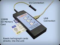 Digidown Plus -Digital Driver Card & Digital Vehicle Download Device -Tachomagic